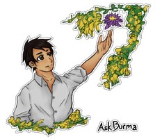 For Burma by Ask-Laos