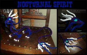 Nocturnal Spirit by teblad