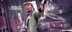 Pierce Washington from Saints Row by fanOfHardys