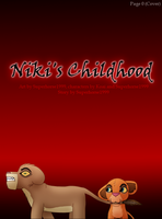 Niki's Childhood - Cover by superhorse1999
