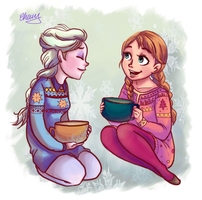 Bonding over Soups by lalitterboxes