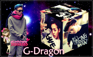 CUBO G-DRAGON :D by MrsKwon8