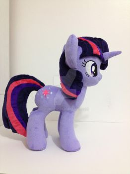 Twilight Plushie by pokey52