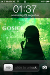 Iphone 4 Gosick Victorique de Blois by Akw-Art-Design