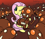 Zergling Daycare by Figgs