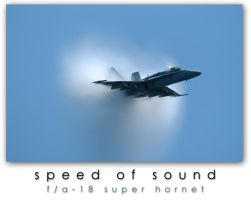 Speed of Sound by seafaringgypsy