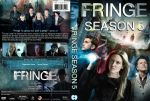Fringe Season 5 DVD cover by nuke-vizard