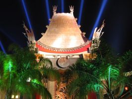 Grauman's Chinese Theater by AreteEirene