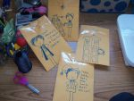 Sending out some Lameasaurus Christmas surprises! by Lameasaurus-etsy