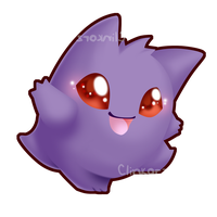 Gengar v3 by Clinkorz