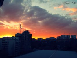 - Sunset 2 - by Maria-92