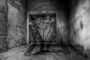 Shadowboxing by ivica-r