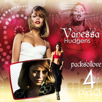 Vanessa Hudgens Png Pack by SuBiebs