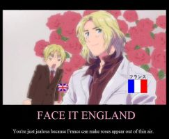 FACE IT ENGLAND by veronicakni
