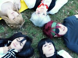 DGM - Circle by NamiWalker