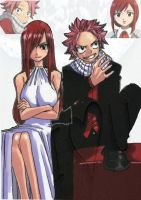 Natsu x Erza- Life by NxE-Forever