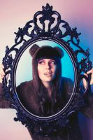 The Bear Girl by FedericaDN