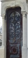 Pere Lachaise - Door 19 by senzostock