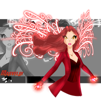 Satine Marvelix by MagicalLady