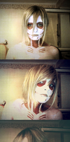 TITAAAAAAAAN-Attack on titan cosplay by RinRinDaishi