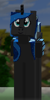 Stormcloud HD Minecraft Skin. by Owl-Parchment