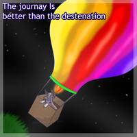 The Journey by Rubyjessicalockheart