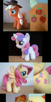 Plushie Compilation 04 by TwitchyGears