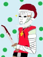 Merry Christmas! (Just Don't Wear Red) by animedugan