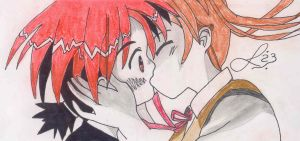 Negima: Probationary Contract by Punkswitchsk8er3