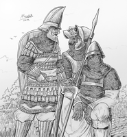 Dannu Warriors by Shabazik