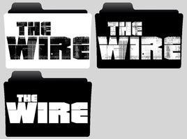 The Wire folder icons by NonStopSarah