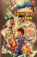 lemon tea: lemon's world by mujix