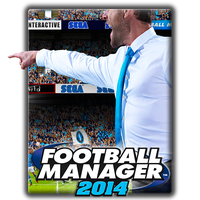 Football Manager 2014 icon by pavelber