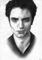 Edward Cullen by a-rueskov