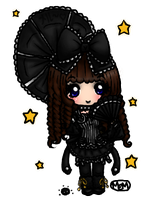 .: Gothic Lolita -DFG4L- :. by Mellonychan