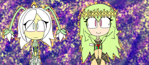 ~.:Milky and Helena:.~ by Sonicgenerations202