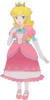 Sweet Lolita Peach by littlemiss-princess