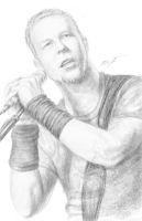 James Hetfield II by AnastasiumArt