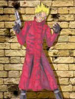 31 Vash the Stampede by ryuusei86