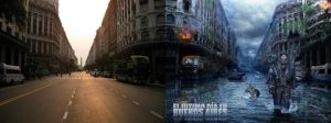 Last day in Buenos Aires Before / After by Madness-of-Hamlet
