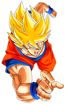 Goku SS1 5 by alexiscabo1