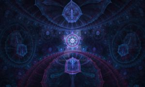fractal 170 The Abyss by Silvian25g