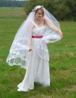 bride on a field 12 by indeed-stock