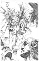 Thor Deviant Saga issue2 pg6 by sjsegovia