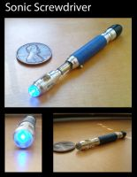 Sonic Screwdriver by blackicepond