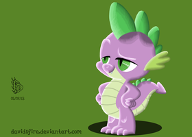 Spike by davidsfire