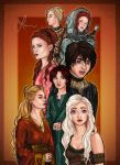 The Women Are the Strong Ones by lamch0pz