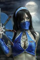 Kitana Mortal Kombat 9 Edition by Hidrico