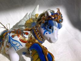 My little pony custom egyptian by AmbarJulieta