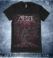 Chelsea Grin - bloodtree - by corefolio
